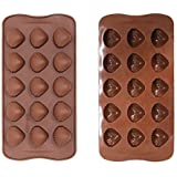 Silicone Ice Tray/Chocolate Mould - Choose From Many Designs (Shells)