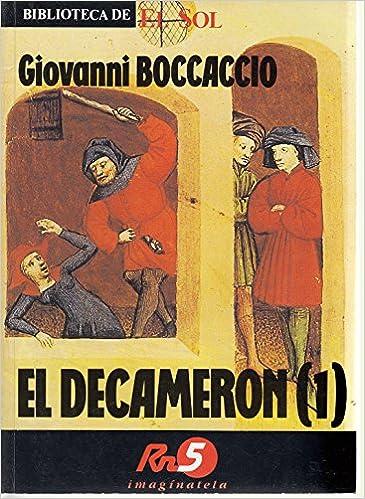 El decamerón selección . 2 tomos. Traducción de Esther Benítez. Tapa blanda...: Amazon.es: Giovanni.- BOCCACCIO: Libros