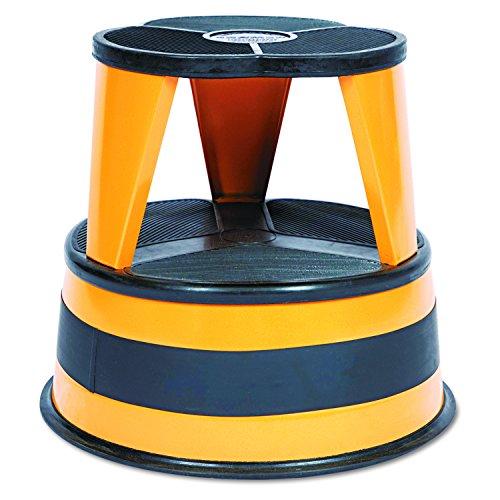 (Cramer 100130 Kik-Step Steel Step Stool, 350 lb cap, 16