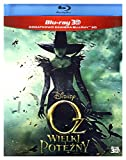 Oz the Great and Powerful [Blu-Ray]+[Blu-Ray 3D] (English audio. English subtitles)