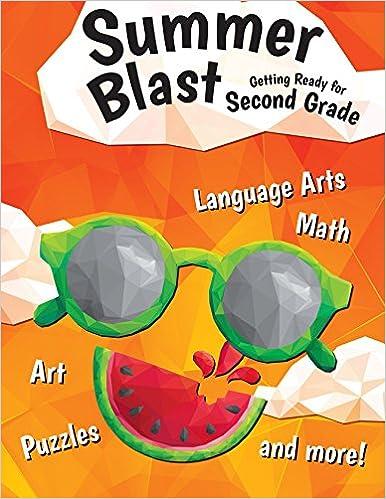 Amazon com: Summer Blast: Getting Ready for Second Grade
