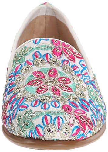 Fabric Loafer Betunia Women's White Aerosoles qf4AwA