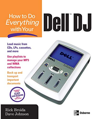 How to Do Everything with Your Dell DJ ()