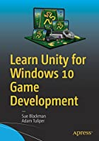Learn Unity for Windows 10 Game Development Front Cover