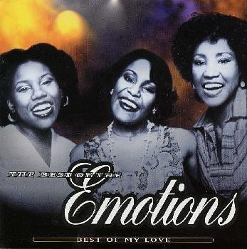 BEST OF MY LOVE -BEST OF EMOTIONS (The Best Of The Emotions)