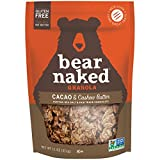 Bear Naked Cacao Plus Cashew Butter Granola, 11 Ounce