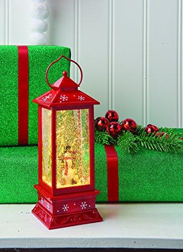 raz imports snowman lantern