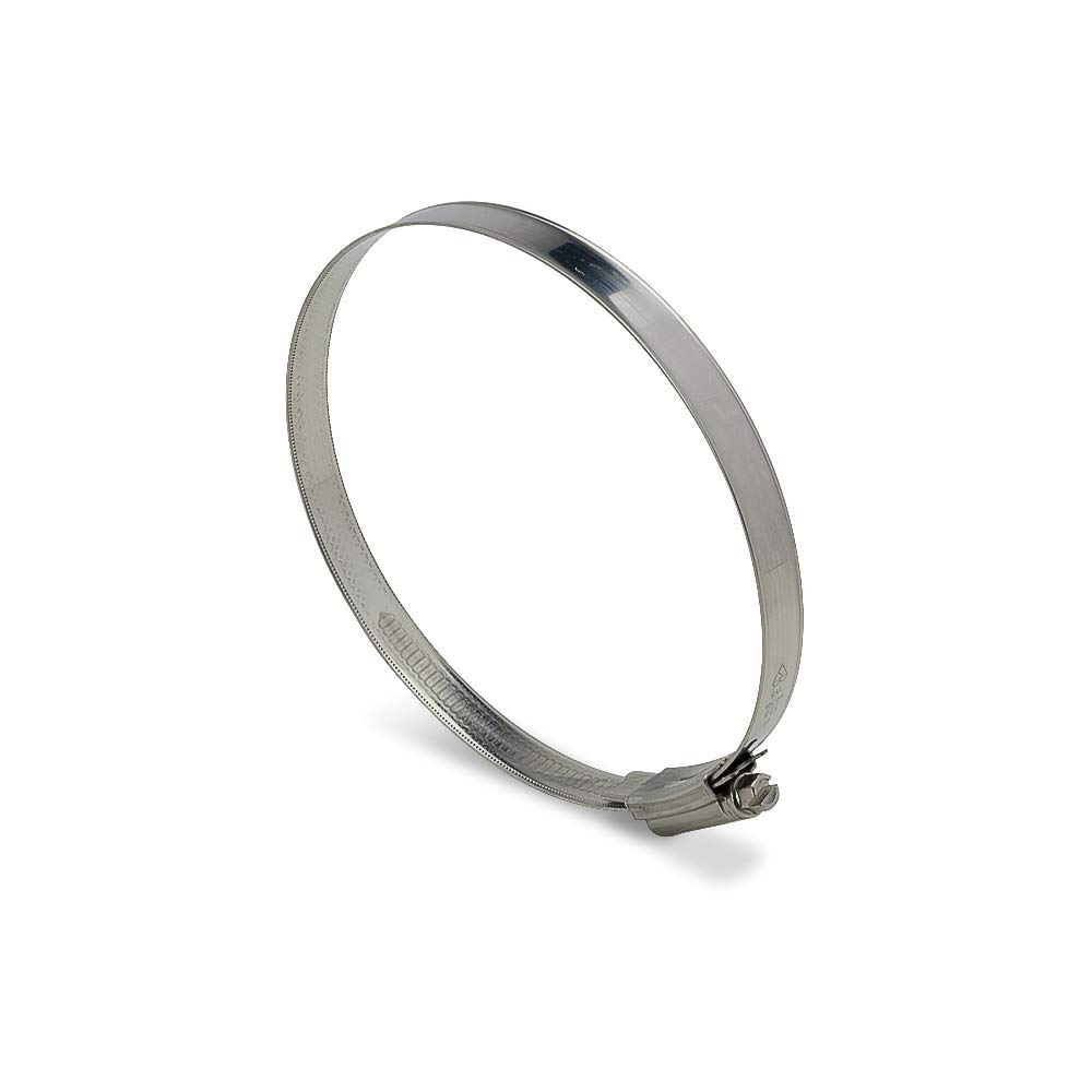 PSS Shaft Seal 07-HC1-25B PYI Hose Clamp, 3.949''-4.92'' (100mm-125mm) / SAE 64, 80, Stainless Steel