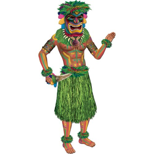 Jointed Tiki Party Accessory count
