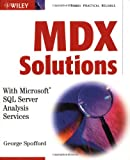 MDX Solutions, George Spofford and Erik Thomsen, 0471400467