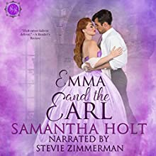 Emma and the Earl: Bluestocking Brides, Book 3 Audiobook by Samantha Holt Narrated by Stevie Zimmerman