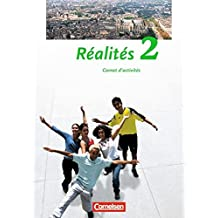 Realites 2. Nouvelle Edition. Carnet d'exercices.