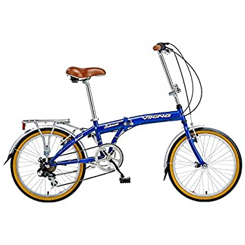 Bicicleta plegable viking