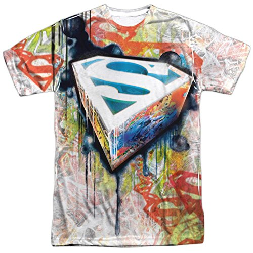 Superman - Urban Shields T-Shirt Size L
