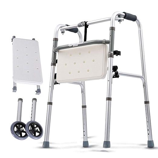 Andadores Chunlan Bastidor de Andar de Aluminio liviano ...