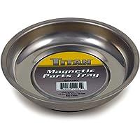 Titan Tools 11061 Mini bandeja de piezas magnética
