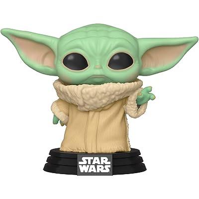 Funko- Pop Star Wars: Mandalorian-The Child Madalorian Figura Coleccionable, Multicolor (48740)