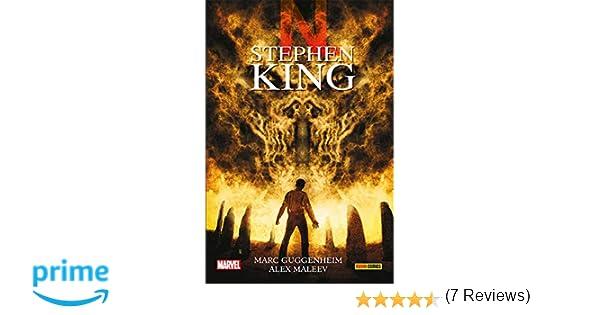 N de Stephen King: Amazon.es: Marc Guggenheim : Libros