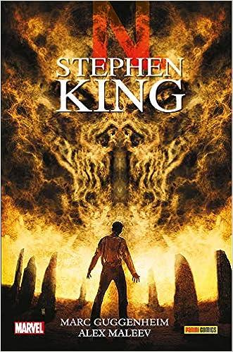 N de Stephen King: Amazon.es: Marc Guggenheim , Marc Guggenheim ...