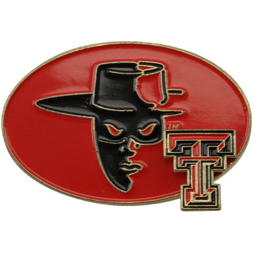 - The Alumni Association NCAA Texas Tech Red Raiders Lapel Pin