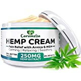 Hemp Extract Cream - 250 Mg - Made in USA - Natural Hemp