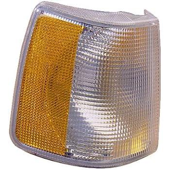 1991-1994 Volvo 940 & 960 (for Models with Fog Lights), 1988-1990 Volvo 760 Corner Park Light Turn Signal Marker Lamp Right Passenger Side (1994 94 1993 93 ...