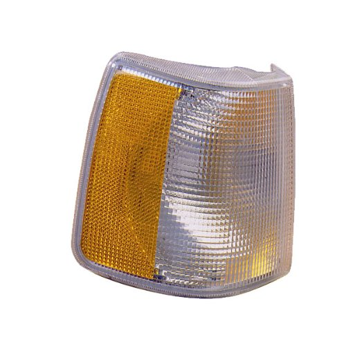 (1991-1994 Volvo 940 & 960 (for Models with Fog Lights), 1988-1990 Volvo 760 Corner Park Light Turn Signal Marker Lamp Right Passenger Side (1994 94 1993 93 1992 92 1991 91 199090 1989 89 1988 88))