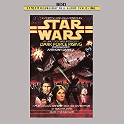 Star Wars: The Thrawn Trilogy, Book 2: Dark Force Rising