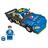 NASCAR 24 Pepsi Car Building Set