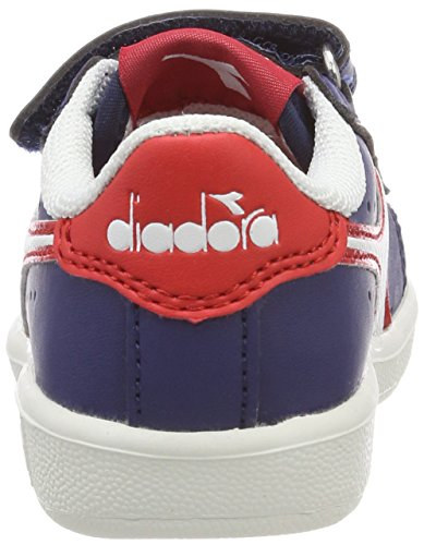Blu Bambino blu rosso Sneaker Game Td Estate C7356 Diadora P Carmine w8xqUIFXY