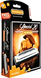 Hohner Progressive Series 560 Special 20 Harmonica High G