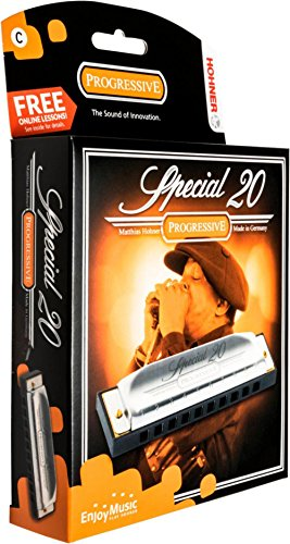 Hohner Special 20 Harmonica, Key of F by Hohner Accordions