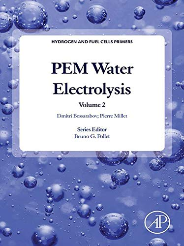 PEM Water Electrolysis (Hydrogen and Fuel Cells Primers Book 2)