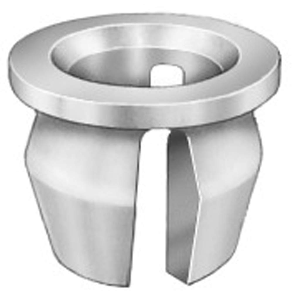 Clipsandfasteners Inc 50 Park /& Turn Signal Grommets 13mm Head Diameter Compatible with Ford
