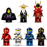 LEGO-NINJAGO-Legacy-Playset-Bounty-del-Destino-Nave-da-battaglia-giocattolo-71705