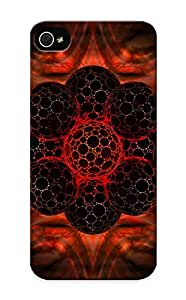 Fashionable HTlZQK-3880-yBBTY Iphone 5/5s Case Cover For Abstract Artistic Protective Case With Design