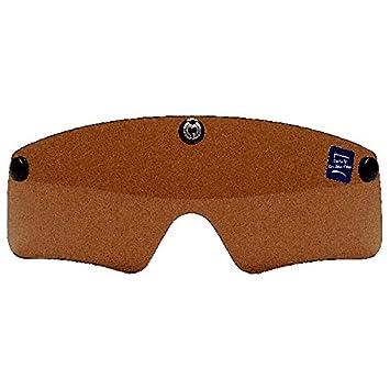 65331faefe Castellani Lentes Intercambiables para Gafas de Tiro c-Mask y c-Mask II,  marrón: Amazon.es: Deportes y aire libre