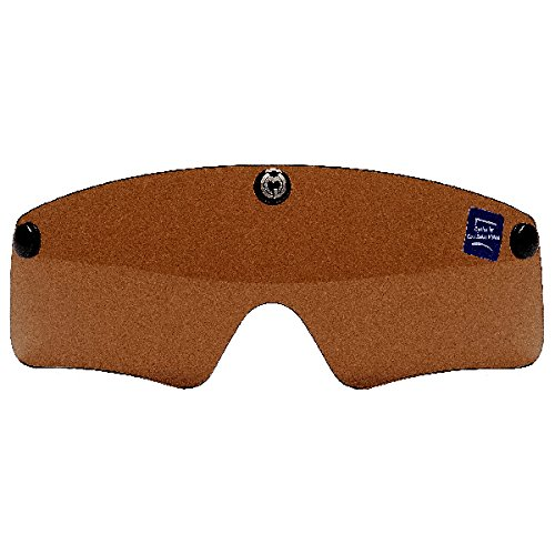 mask purple gafas y light para mask Brown Lentes Castellani Intercambiables de c c tiro II wFOvAgqcA