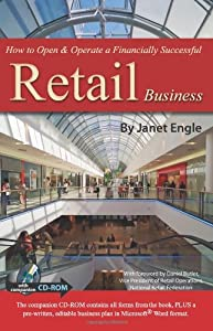 How to Open & Operate a Financially Successful Retail Business: With Companion CD-ROM by Atlantic Publishing Group Inc.