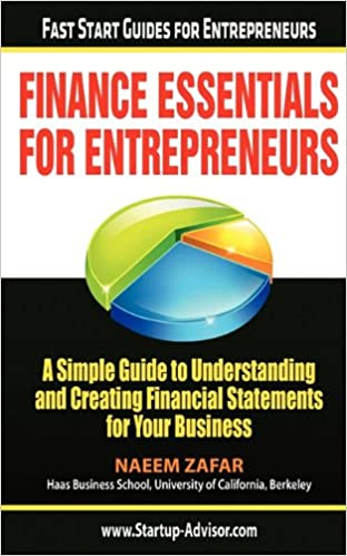 AmazonCom Finance Essentials For Entrepreneurs