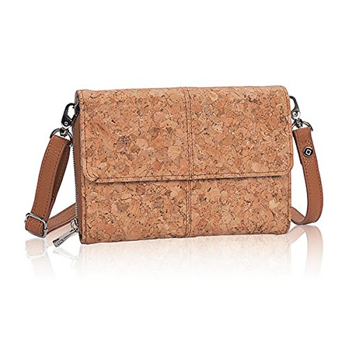 Thirty One Tons Of Funds Wallet in Tan Metallic Cork - No Monogram - 8139