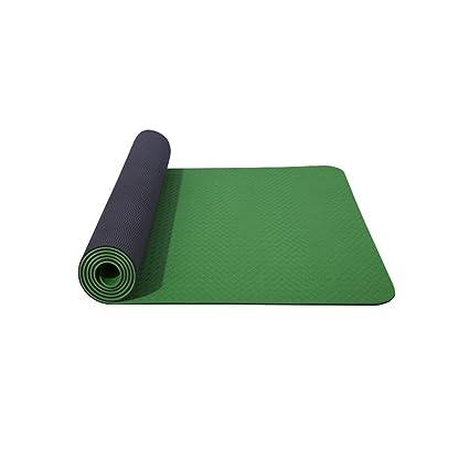 ZhHaoXin Motion Colchoneta para Yoga, Pilates, Gimnasia De ...