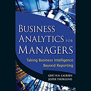 Business Analytics for Managers Hörbuch
