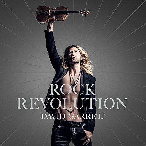 CD : David Garrett - Rock Revolution (With DVD, Deluxe Edition, 2 Disc)
