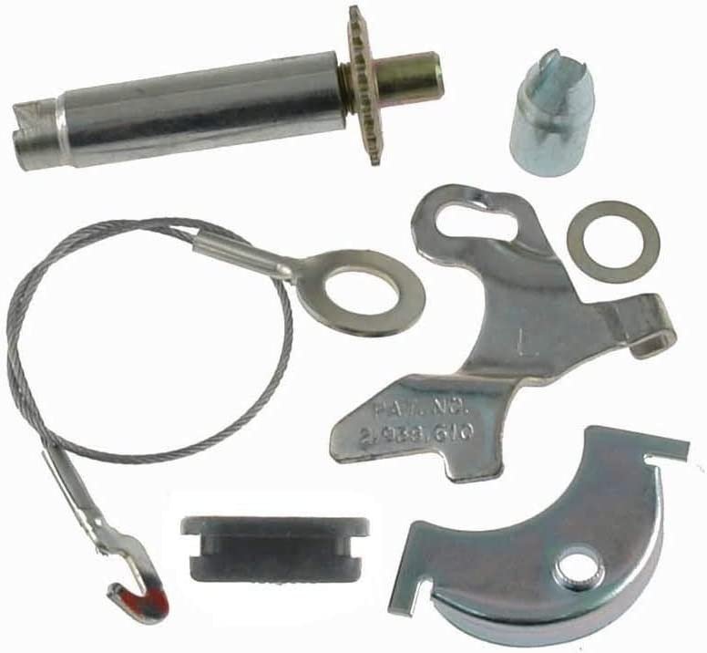 Drum Brake Hardware Kit-All In One Front,Rear Carlson H7137