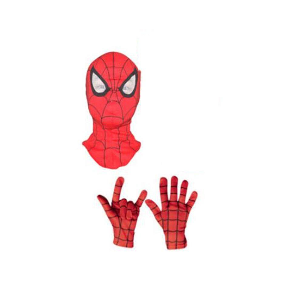ZHANGXLAA Extranjera De Los Niños Spider-Man Hood Máscara Adulto ...