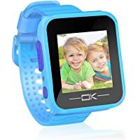 Gifts for 3-10 Year Old Boy Pussan Smart Watches for Kids Toddler Watch with Camera USB Charging Best Toy Christmas…