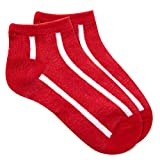 Duufin 25 Pairs Toddler Ankle Socks Low Cut Kids