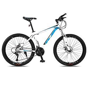 51zQ%2B3q5P3L. SS300 KTYX Biciclette per Adulti, Bicicletta velocità Variabile, 21-velocità_24 Pollici E 26 Pollici, Doppio Disco Freno Corsa…