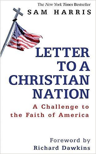 Letter To A Christian Nation: Amazon.de: Sam Harris: Fremdsprachige ...